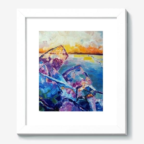 Картина «Лёд»