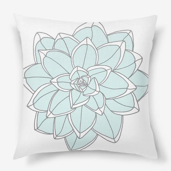 Подушка «Succulent»
