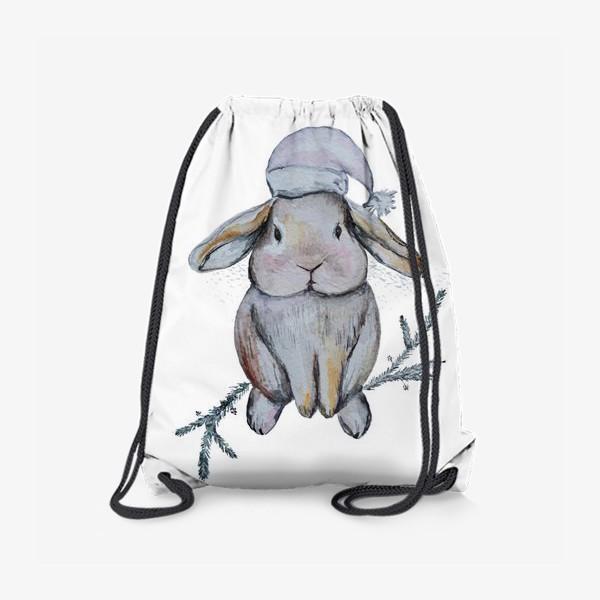 Рюкзак «Рождественский кролик»