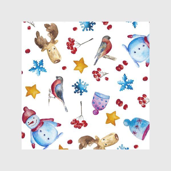 Скатерть «Новогодняя радость»