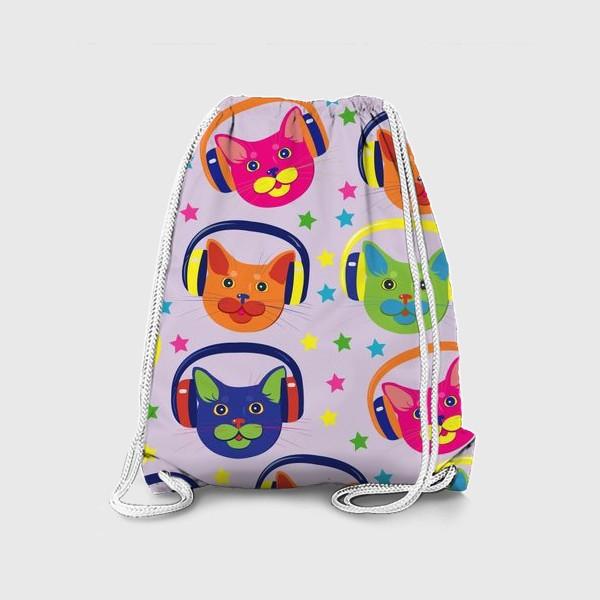 Рюкзак «котоузор»
