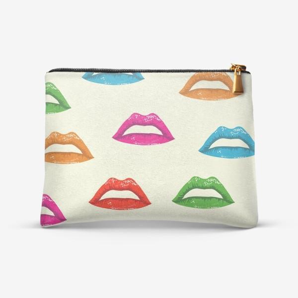 Косметичка «bright lips»