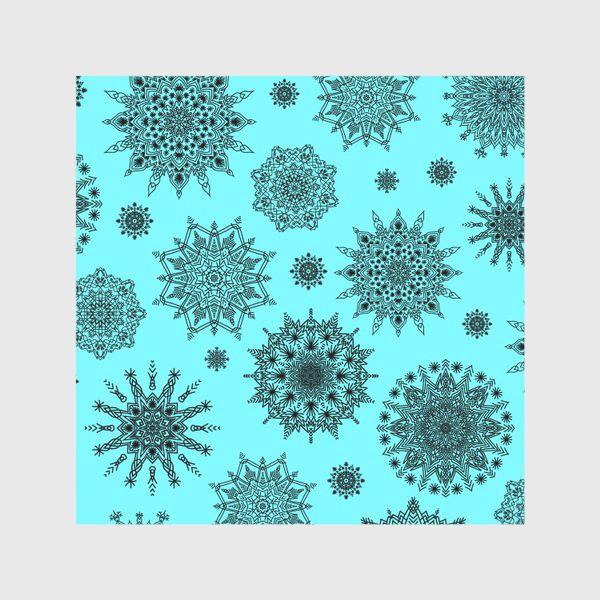 Скатерть «Blue Oriental Pattern»