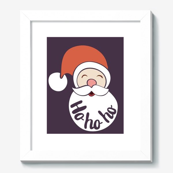 Картина «Дед Мороз»