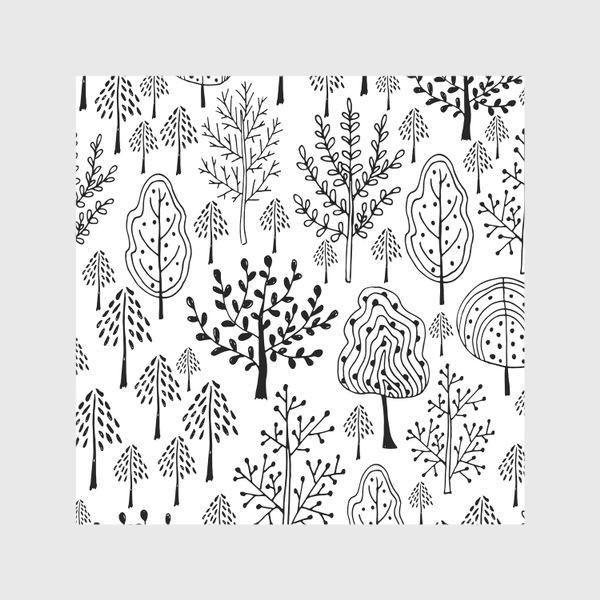 Шторы «Деревья сказочного леса»