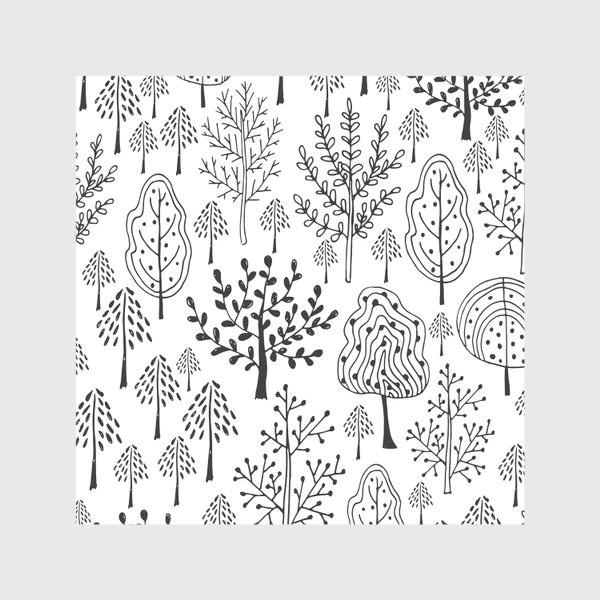 Скатерть «Деревья сказочного леса»