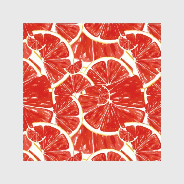 Скатерть «Сочные грейпфруты»