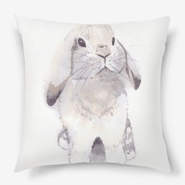 Подушка «Нежный кролик, зайка»