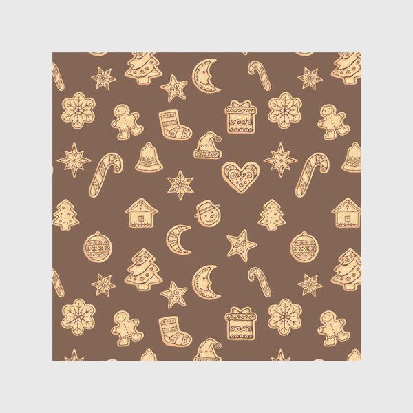 Скатерть «Новогодние печеньки»