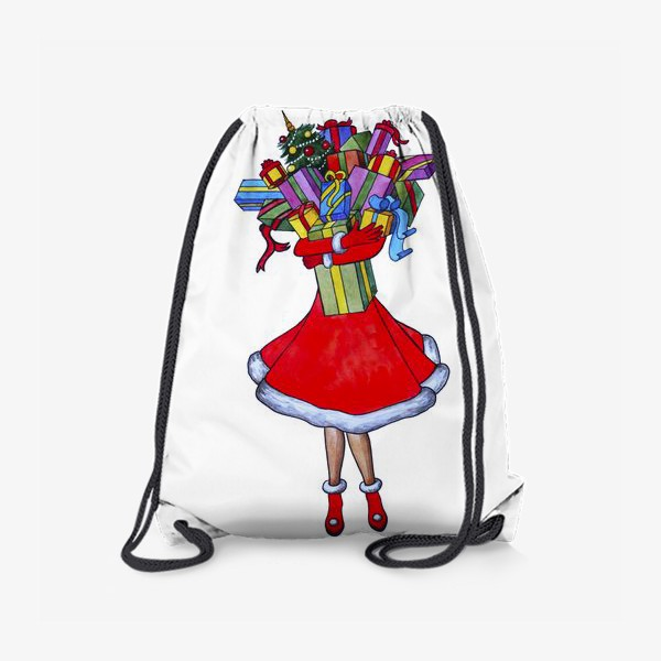 Рюкзак «Новогодние подарки»