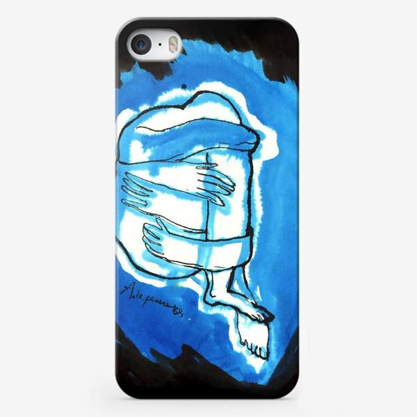 Чехол iPhone «blues»