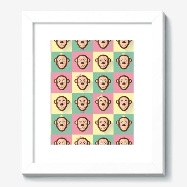 Картина «Паттерн обезьяны»