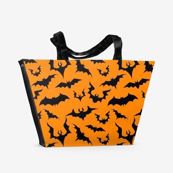 Пляжная сумка «Halloween Party»