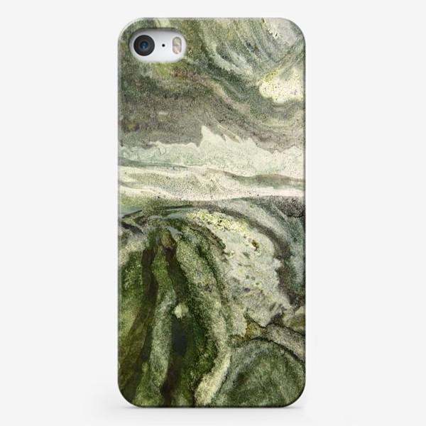 Чехол iPhone «Седой Урал»