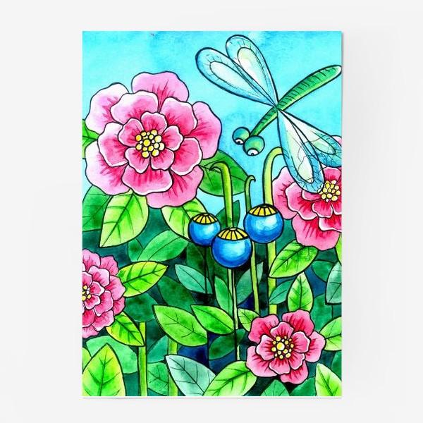 Постер «Цветочное настроение»
