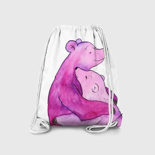 Рюкзак «Обнимаю»