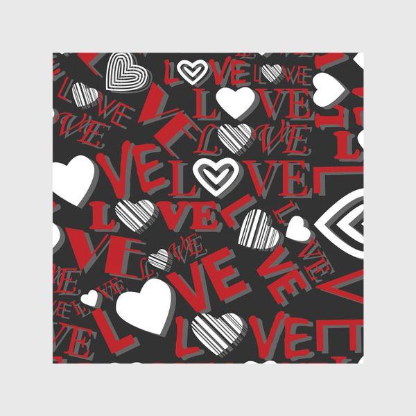 Шторы «LOVE»