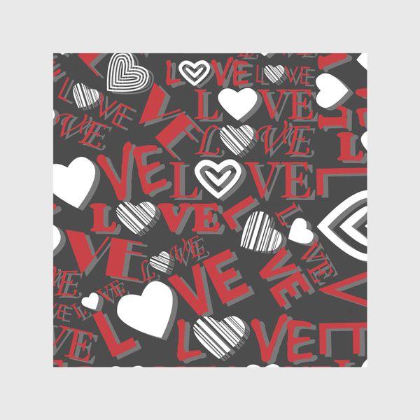 Скатерть «LOVE»