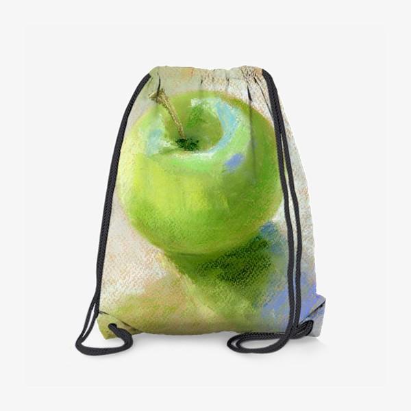 Рюкзак «Яблоко зеленое Гренни смит»