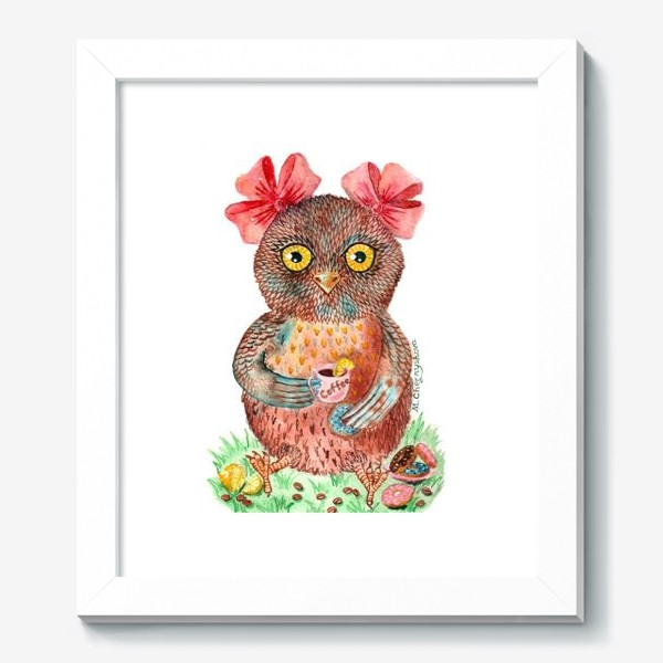 Картина «Совушка»