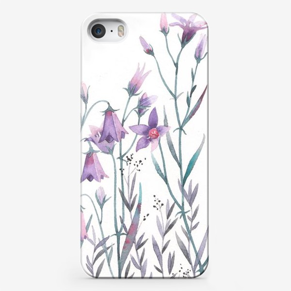 Чехол iPhone «колокольчики»