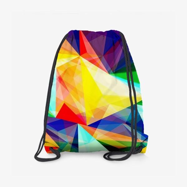 Рюкзак «Абстракция»