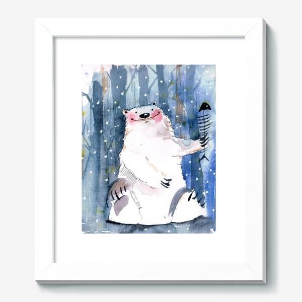 Картина «Мишка »