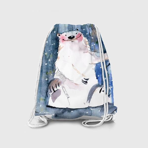 Рюкзак «Мишка »