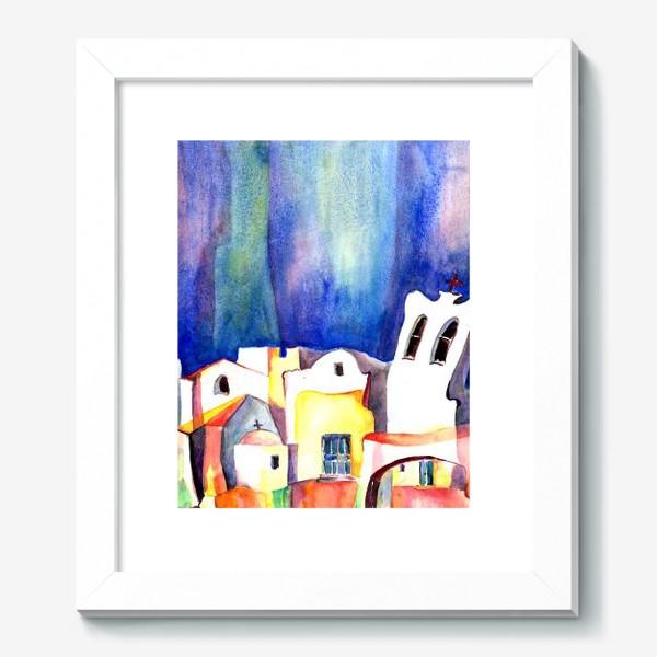 Картина «город»