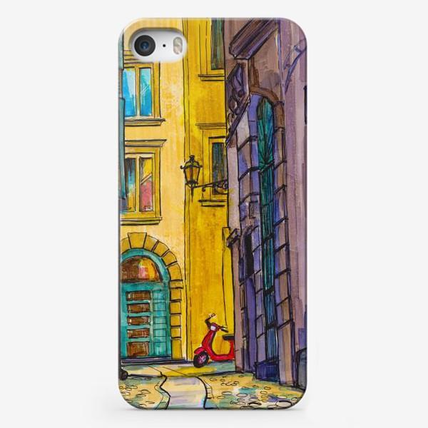 Чехол iPhone «У кого-то гости»