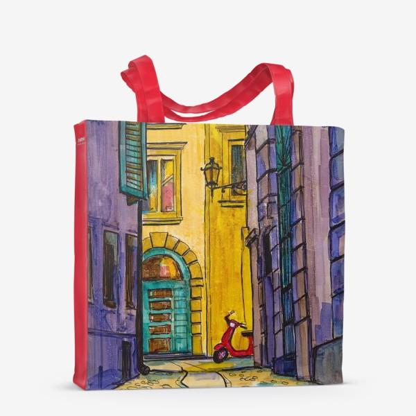 Сумка-шоппер «У кого-то гости»
