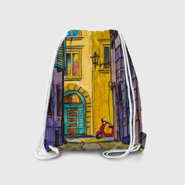 Рюкзак «У кого-то гости»