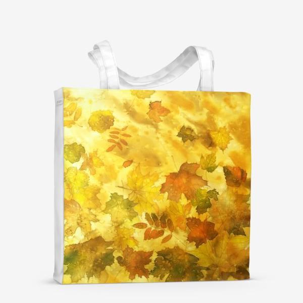 Сумка-шоппер «Тихий листопад»