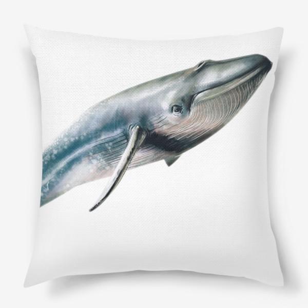 Подушка «Кит»