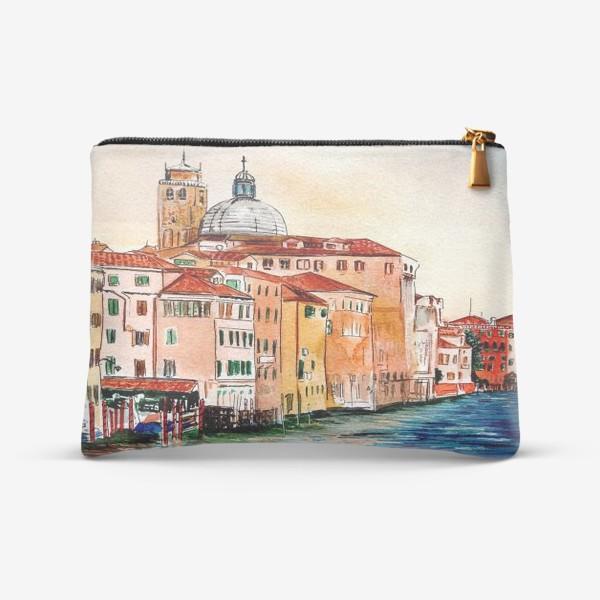 Косметичка «Венецианские каналы»