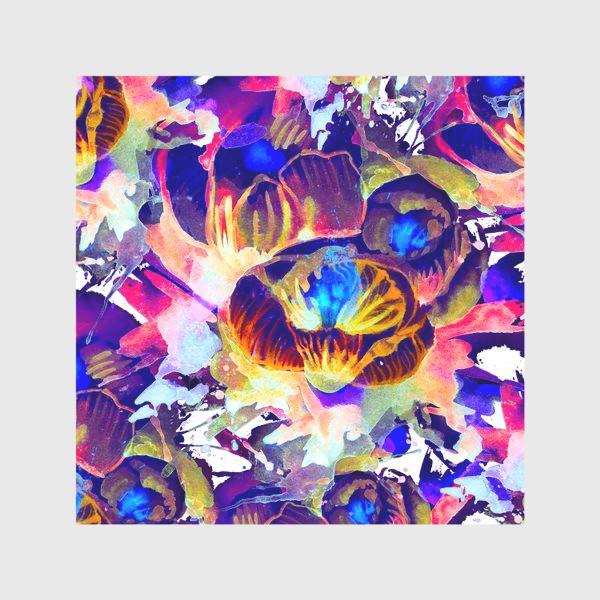 Скатерть «Абстрактная акварельная текстура»