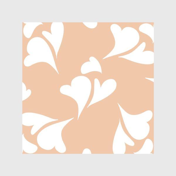 Скатерть «Hearts Peachy »