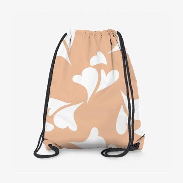 Рюкзак «Hearts Peachy »