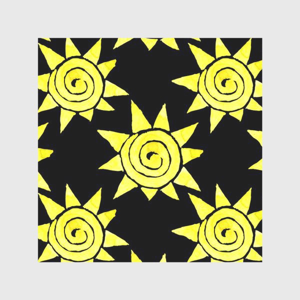 Скатерть «Sun Pattern»