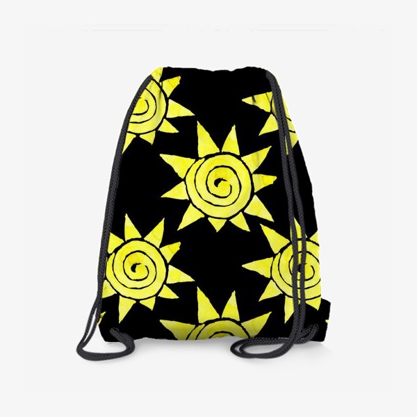 Рюкзак «Sun Pattern»