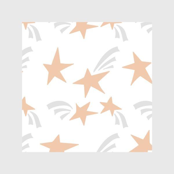 Шторы «Stars Pink»