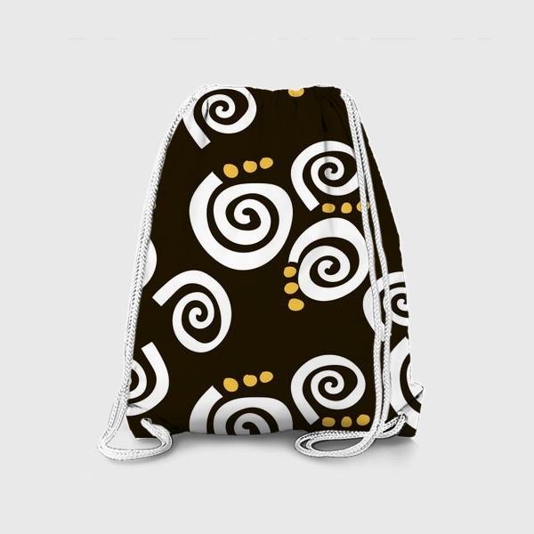 Рюкзак «Spirals Black»