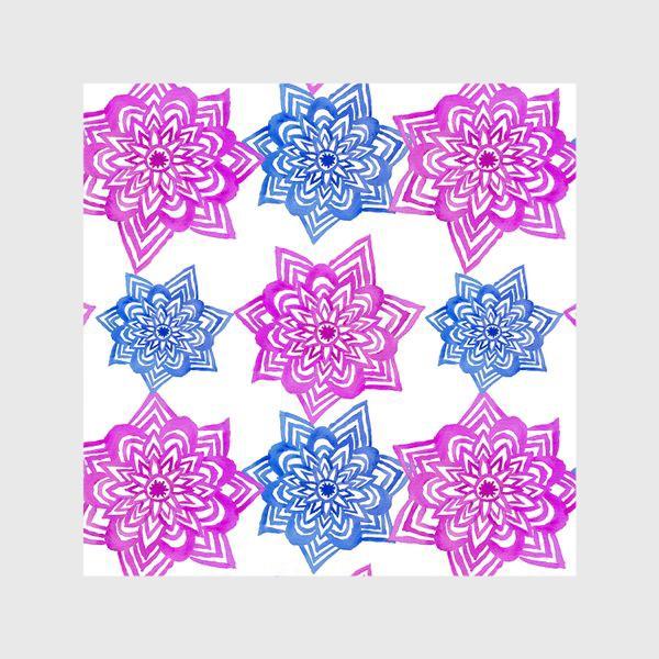 Шторы «Pink Blue»