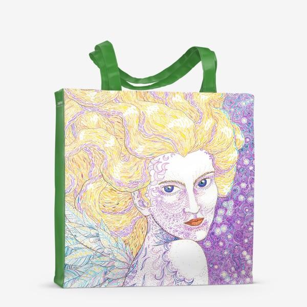 Сумка-шоппер «Ангел»