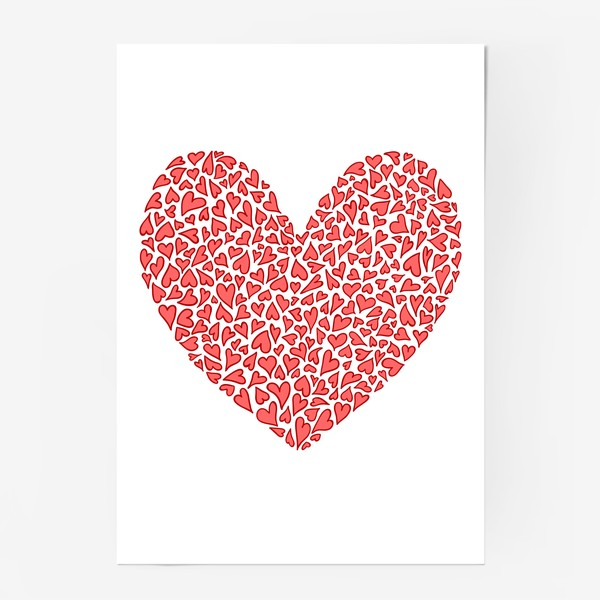 Постер «Большая любовь кроется в мелочах»