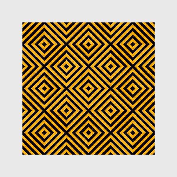 Шторы «Золотой абстрактный узор. Abstract gold mosaic»