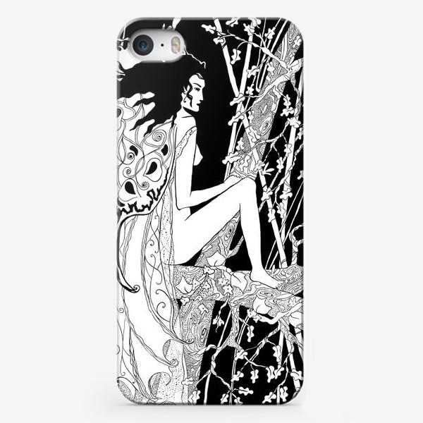 Чехол iPhone «Титания»