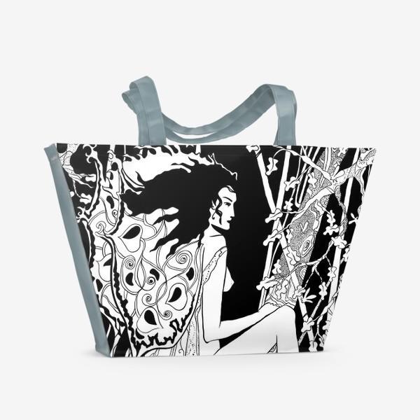 Пляжная сумка «Титания»