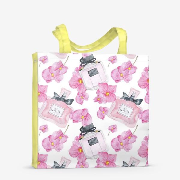 Сумка-шоппер «Parfume Pattern»