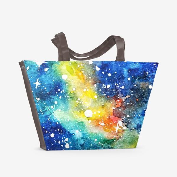 Пляжная сумка «Новая жизнь»